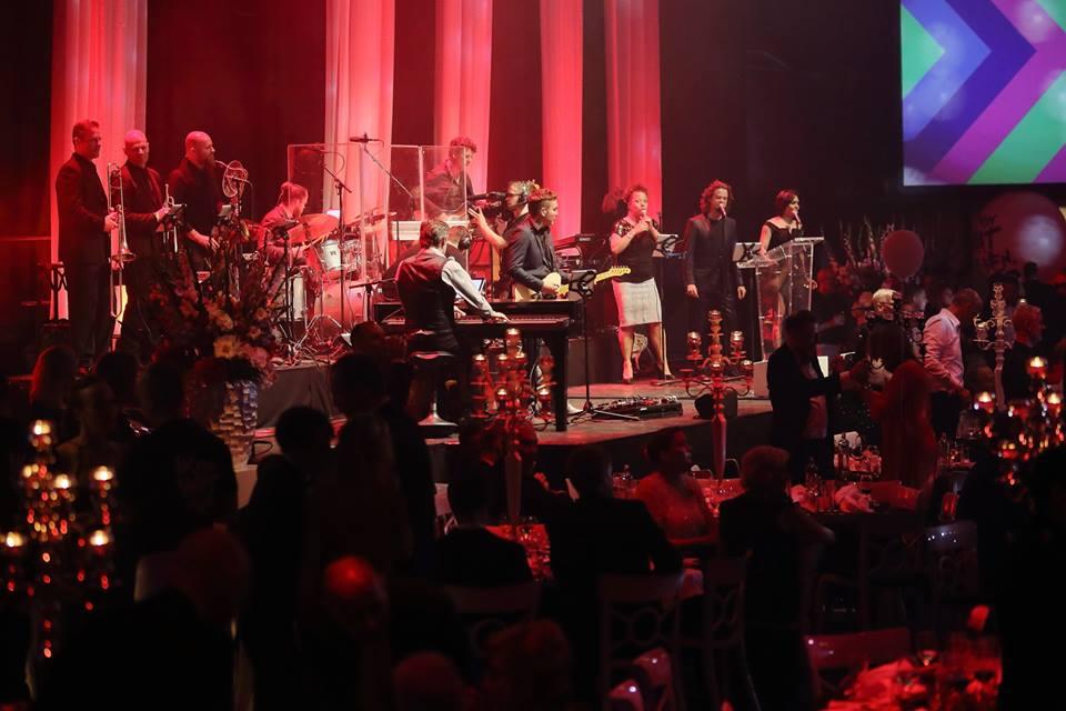 Begeleidingsband van (inter)nationale artiesten